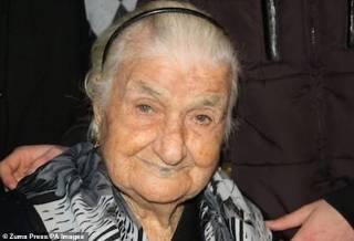 Умерла самая старая жительница Европы