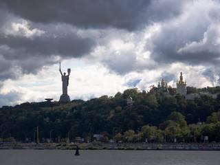 К концу недели Киев накроют грозовые дожди
