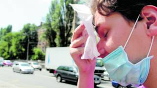 В Киеве названы места, где стало опасно дышать