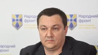 В Киеве случайно застрелился нардеп Дмитрий Тымчук