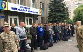 В Киеве продолжают отлавливать призывников на улицах