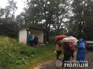 На Ивано-Франковщине молния ударила в группу львовян ‒ есть жертвы