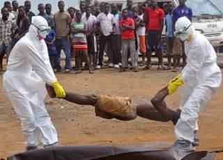 Число жертв Эболы в одной из африканских стран перевалило за полторы тысячи