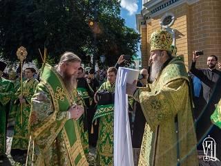 В УПЦ четыре новых архиепископа и один митрополит