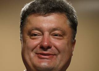 Порошенко жил на коврике в приемной у Януковича