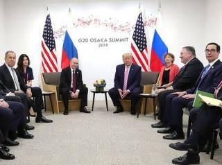 Трамп встретился с Путиным на саммите G20. Без шуток не обошлось