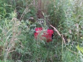 В Черновцах нашли чемодан с трупом внутри