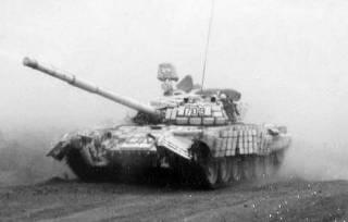 Танковые миротворцы из Украины
