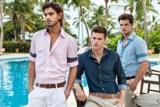 Мужская одежда с характером: летние тренды-2019