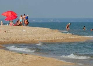 Морские блохи покусали ребенка в Азовском море