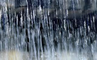 На выходных Украину накроют грозовые дожди, значительно похолодает