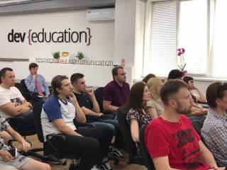 Лети в айти! В IT-школе в Киеве прошёл СКРАМ