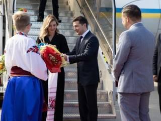 Жена Зеленского опозорилась в Канаде, грубо нарушив дресс-код