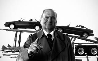 Скончался создатель легендарного Ford Mustang