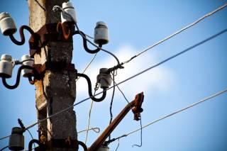 Непогода в Украине оставила без электричества более полутысячи населенных пунктов
