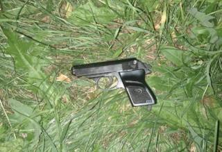 19-летний неадекват решил пострелять в львовской маршрутке
