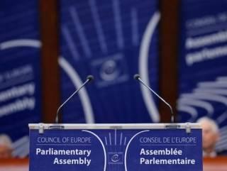 Делегация ПАСЕ прекратила сотрудничество с Украиной