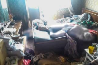 В одной из киевских квартир нашли разлагающиеся трупы (18+)