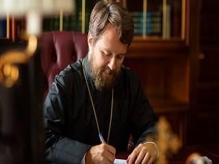 Митрополит Иларион: В Церкви не существует дискриминации женщин
