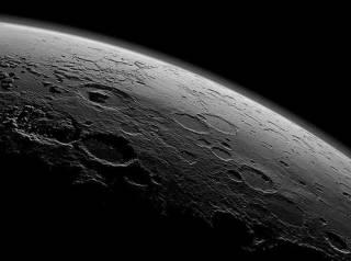 На Марсе заметили загадочный объект белого цвета