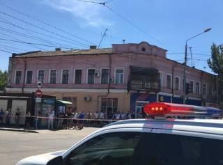 В Одессе захватили в заложницы ростовщицу из «Готивочки»