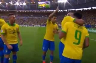 Бразильцы впервые за двенадцать лет взяли Кубок Южной Америки
