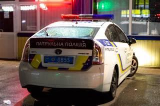В Киеве кавказец устроил стрельбу в ресторане, ранив девушку