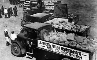 Причина голода начала 1930-х – капитализм?