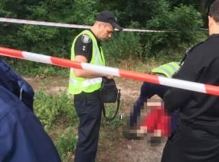 В Киеве взрывом убило мужчину