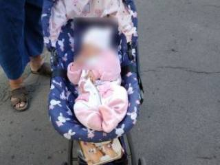 В Ровно пьяные родители подбросили своего младенца не менее пьяному посетителю кафе