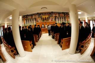 В УПЦ объяснили, почему Элладская Церковь не будет рассматривать «украинский вопрос» на Соборе