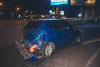 В ДТП на Окружной дороге в Киеве пострадал ребенок