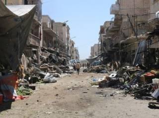 В Сирии семь малышей подорвались на мине