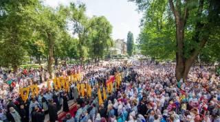В Одессе 12 июля тысячи верующих УПЦ пройдут с Касперовской иконой Божией Матери