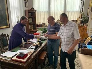 В ПЦУ распорядились отобрать храм у общины в Морозовке, которая вернулась в УПЦ