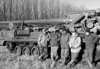 Украинский арсенал: 203-мм самоходная пушка 2С7 «Пион»