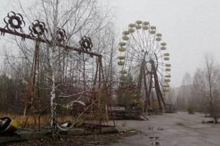 В Чернобыльской зоне нашли смертельно опасный предмет