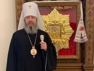 Митрополит УПЦ: Христианин не может поддерживать кандидатов, которые пренебрегают Божьими заповедями
