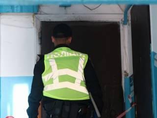 В Киеве психопат убил женщину и подался в бега