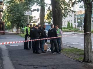 В Киеве из гранатомета пальнули по зданию популярного телеканала