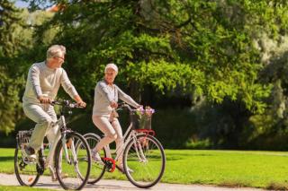 Ученые рассказали о пользе велопрогулок для здоровья человека
