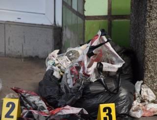 В урне Николаевского автовокзала уборщица нашла труп новорожденной