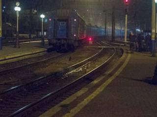 Под Киевом прямо на вокзале убили мужчину