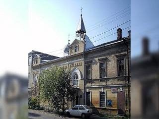 В Одессе неизвестные осквернили храм УПЦ