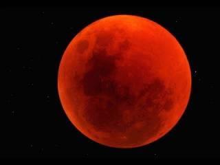 Сегодня украинцы смогут наблюдать лунное затмение. Онлайн-трансляция