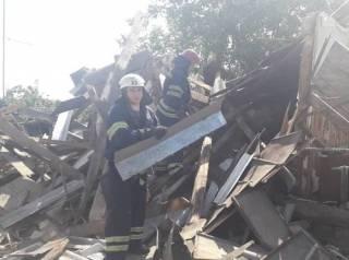 Под Киевом взлетел на воздух жилой дом ‒ есть жертвы