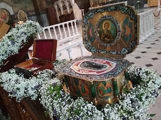 В Киев на торжества в честь Дня Крещения Руси прибудут мощи 19-ти святых и 5 чудотворных икон