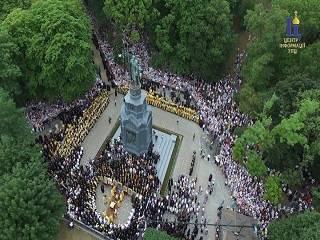 В УПЦ открыли аккредитацию СМИ на торжества на Владимирской горке и в Лавре 27-28 июля