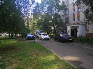 В Киеве нашли окровавленный труп женщины. Перед смертью ее связали