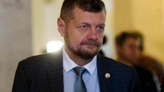 Скандальный Мосийчук решил слиться под Дубинского
